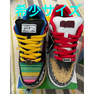 NIKE - NIKE DUNK SB LOW What The Paul ダンク p-rod