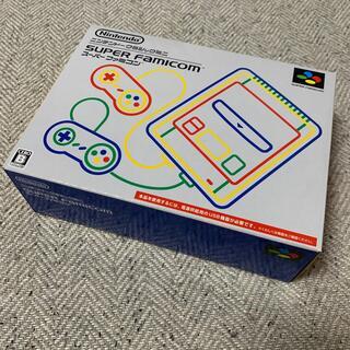 任天堂 - ★限定お値下げ★Nintendo ニンテンドークラシックミニ スーパーファミコン
