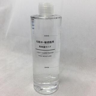 ムジルシリョウヒン(MUJI (無印良品))の無印良品 化粧水・敏感肌用・高保湿タイプ(大容量) 400ml(化粧水/ローション)