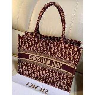 Christian Dior - トートバッグ dior ディオール ブックトート