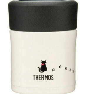 THERMOS - サーモススープジャー猫柄cat