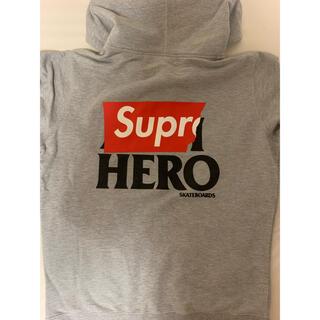 Supreme - Supreme ANTIHERO Zip-Up Sweat Shirt