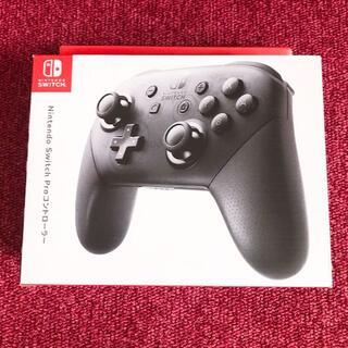 Nintendo Switch - Nintendo Switch Pro コントローラー プロコン 純正