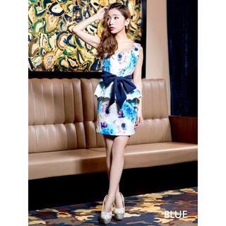 デイジーストア(dazzy store)のデイジーストア花柄ドレス(ミニドレス)