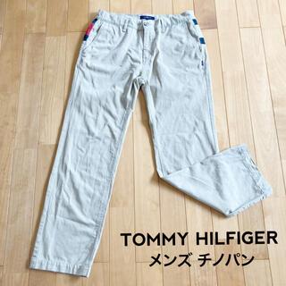 トミーヒルフィガー(TOMMY HILFIGER)の【送料込】TOMMY HILFIGER トミーヒルフィガー メンズチノパン(チノパン)