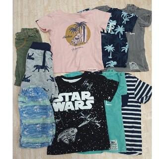 BREEZE - 90-95 まとめ売り  Tシャツ ハーフパンツ