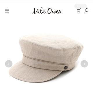 Mila Owen - Mila Owen(ミラ オーウェン) キャスケット