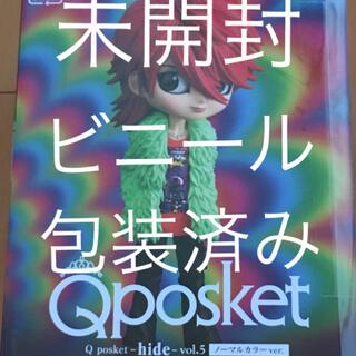バンプレスト(BANPRESTO)の☆未開封☆Qposket hide vol.5 Aカラー(その他)