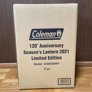 Coleman - Coleman 120周年 シーズンズランタン 2021