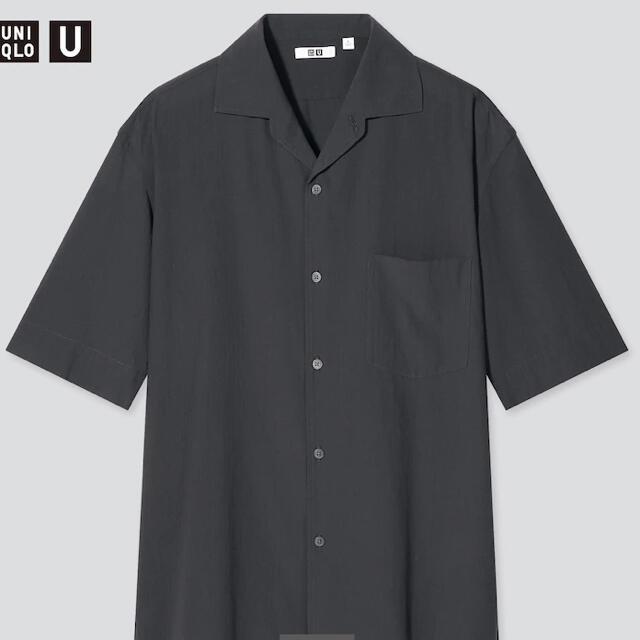 UNIQLO(ユニクロ)のオープンカラーシャツ/UNIQLO U メンズのトップス(シャツ)の商品写真
