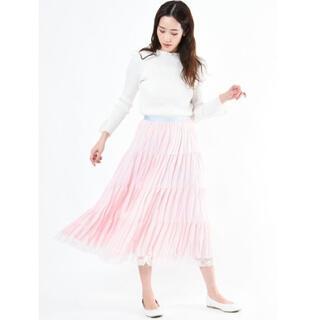 franche lippee - shimosawa様専用>Franche lippeeはるめかしプリーツスカート