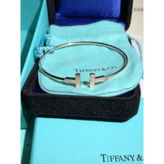 Tiffany & Co. - ⭐️ティファニー Tワイヤーブレス