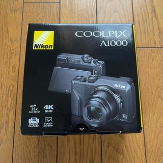 Nikon - Nikon coolpix a1000 ブラック