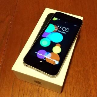iPhone - iPhone SE 64GB 旧世代 動作確認済