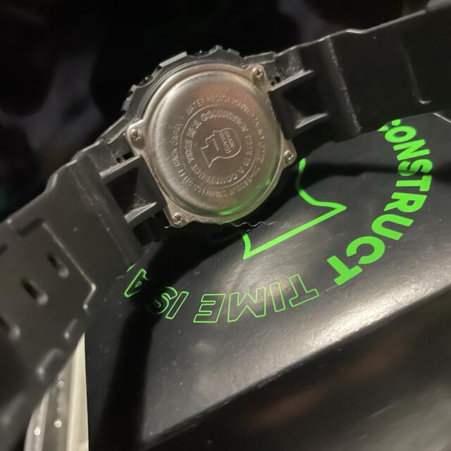 G-SHOCK(ジーショック)のbrain dead × g-shock コラボモデル  メンズの時計(腕時計(デジタル))の商品写真