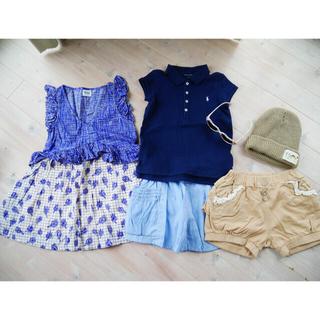 ラルフローレン(Ralph Lauren)の子供服(女の子)110セット(Tシャツ/カットソー)