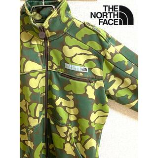 THE NORTH FACE - 【希少デザイン】THE NORTH FACE ノースフェイス カモフラジャケット