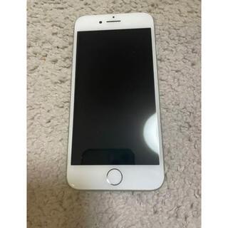 ソフトバンク(Softbank)のiPhone 8 Silver 64 GB Softbank(スマートフォン本体)