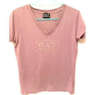 エンポリオアルマーニ(Emporio Armani)のARMANI Tシャツ(レディース)(Tシャツ(半袖/袖なし))