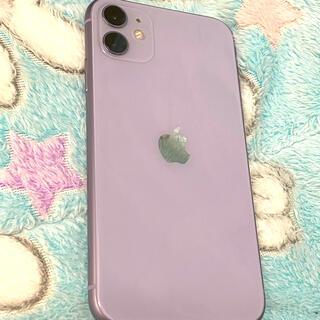 Apple - iPhone11 パープル 128ギガ