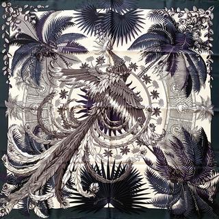Hermes - エルメス スカーフ カレ90 不死鳥の神話