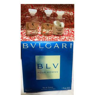 BVLGARI - レア品未開封BVLGARI(ブルガリ)ブルー II 30ml オードパルファム2