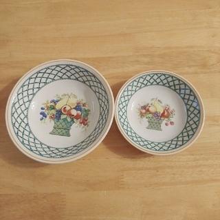 ビレロイアンドボッホ(ビレロイ&ボッホ)のビレロイ&ボッホ バスケットシリーズのお皿です。(食器)