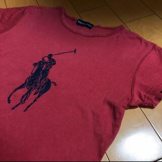 ラルフローレン(Ralph Lauren)のラルフローレンローレンビックロゴT(Tシャツ(半袖/袖なし))