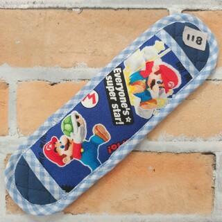 バンダイ(BANDAI)のスーパーマリオ(118)水筒紐カバー(外出用品)