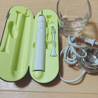 フィリップス(PHILIPS)のPhilips ソニッケアー ダイヤモンドクリーン 充電器付き(電動歯ブラシ)