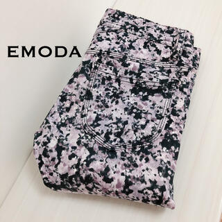 EMODA - EMODA fragile flower パギンス スキニーパンツ*ムルーア