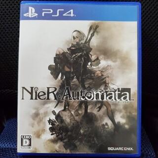 PlayStation4 - ニーアオートマタ NieR:Automata(ニーア オートマタ) PS4
