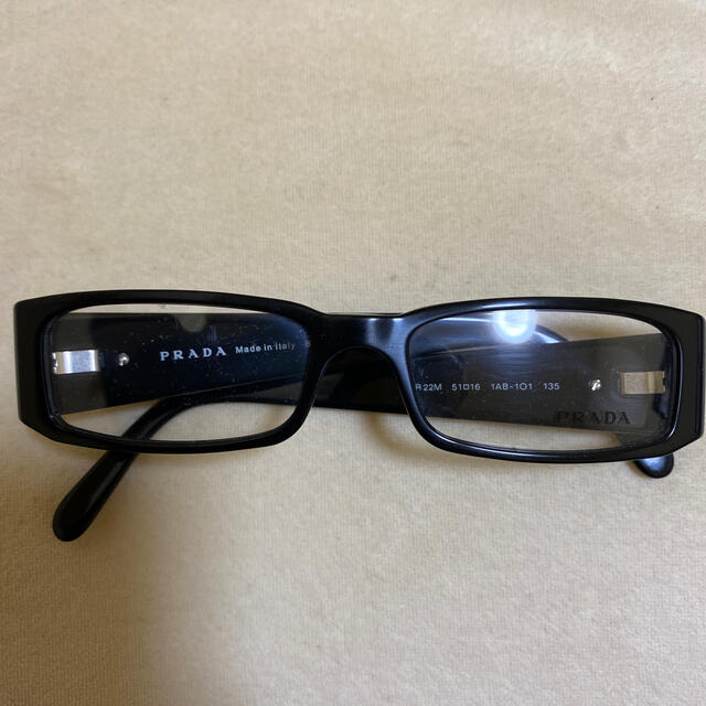 PRADA(プラダ)のPRADA 眼鏡 メンズのファッション小物(サングラス/メガネ)の商品写真