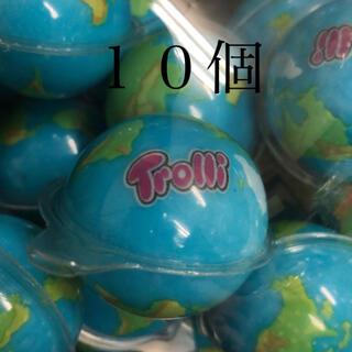 カルディ(KALDI)の地球グミ10個(菓子/デザート)