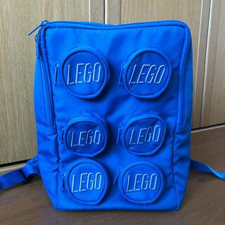 Lego - LEGO レゴ ブロック型リュック ブルー