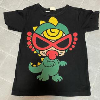 HYSTERIC MINI - ヒスミニ 恐竜Tシャツ