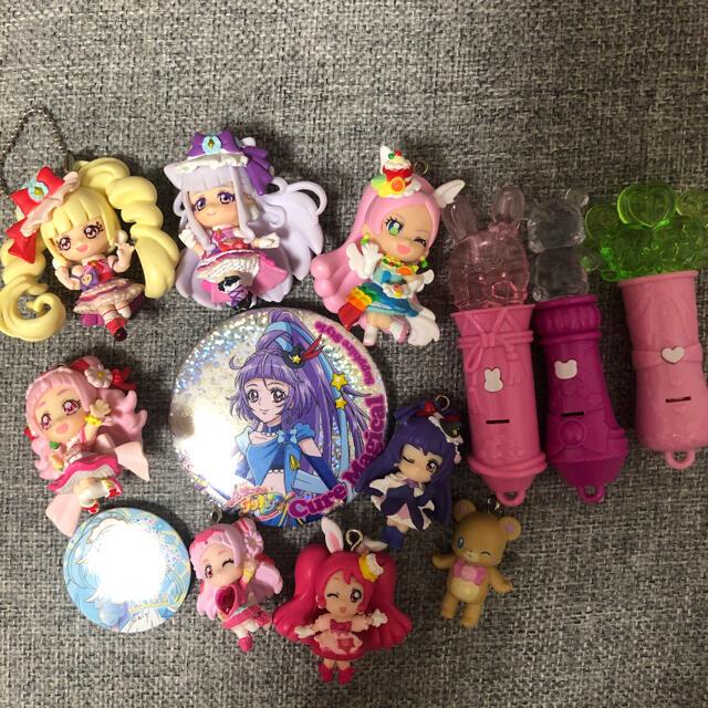 BANDAI(バンダイ)のプリキュアグッズ エンタメ/ホビーのおもちゃ/ぬいぐるみ(キャラクターグッズ)の商品写真
