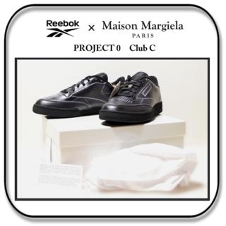 マルタンマルジェラ(Maison Martin Margiela)の28cm: リーボックx メゾン マルジェラ PROJECT 0 CC US10(スニーカー)