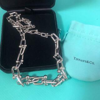 Tiffany & Co. - ティファニー リングシルバー Tiffany HardWear  ネックレス