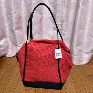 プリーツプリーズイッセイミヤケ(PLEATS PLEASE ISSEY MIYAKE)の未使用 タグ付き プリーツプリーズ bag (トートバッグ)