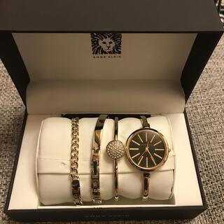 アンクライン(ANNE KLEIN)のANNE  KLEIN 時計 ブレスレット3点(腕時計)