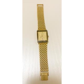 ラドー(RADO)の☆美品☆RADO  160.3605.2N 腕時計(腕時計(アナログ))