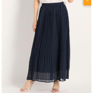 STRAWBERRY-FIELDS - 【新品未使用】ストロベリーフィールズ ロングプリーツスカート