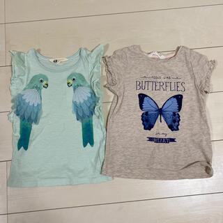 H&M - 女の子Tシャツ120