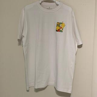 """ボウダンショウネンダン(防弾少年団(BTS))のBTS""""×McDonald's Butter"""" オリジナルTシャツ【XL】(Tシャツ/カットソー(半袖/袖なし))"""