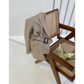 snidel - Acka original half design jacket