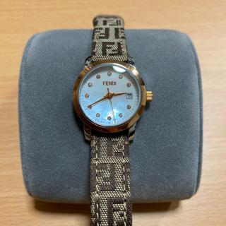 FENDI - 美品 FENDI  フェンディ 時計