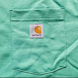 カーハート(carhartt)のカーハート ポケット Tシャツ ピスタチオ グリーン(Tシャツ/カットソー(半袖/袖なし))