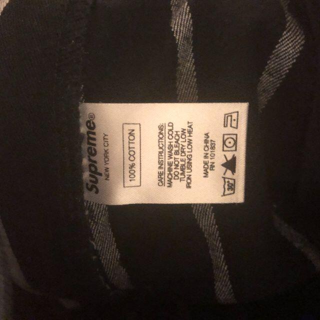 Supreme(シュプリーム)の[32] Supreme Work Pant Stripe Black メンズのパンツ(ワークパンツ/カーゴパンツ)の商品写真