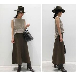 アパルトモンドゥーズィエムクラス(L'Appartement DEUXIEME CLASSE)のアパルトモン ポンチフレアスカート Punch Flare スカート(ロングスカート)